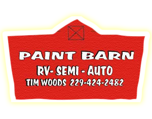 paint barn logo